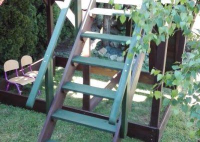 Drewniane domki ogrodowe dla dzieci - Bochenek Group kup